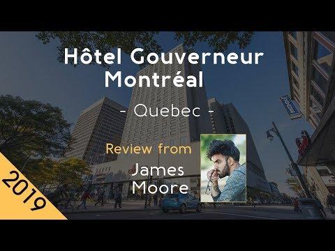 Hôtel Gouverneur Montréal 4⋆ Review 2019