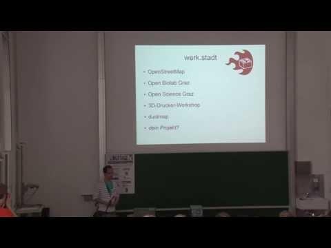 Lightening Talk: werk.stadt (German)