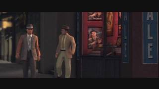 """L.A. Noire Gameplay - """"Give my Regards"""" - Trophy Guide [HD]"""