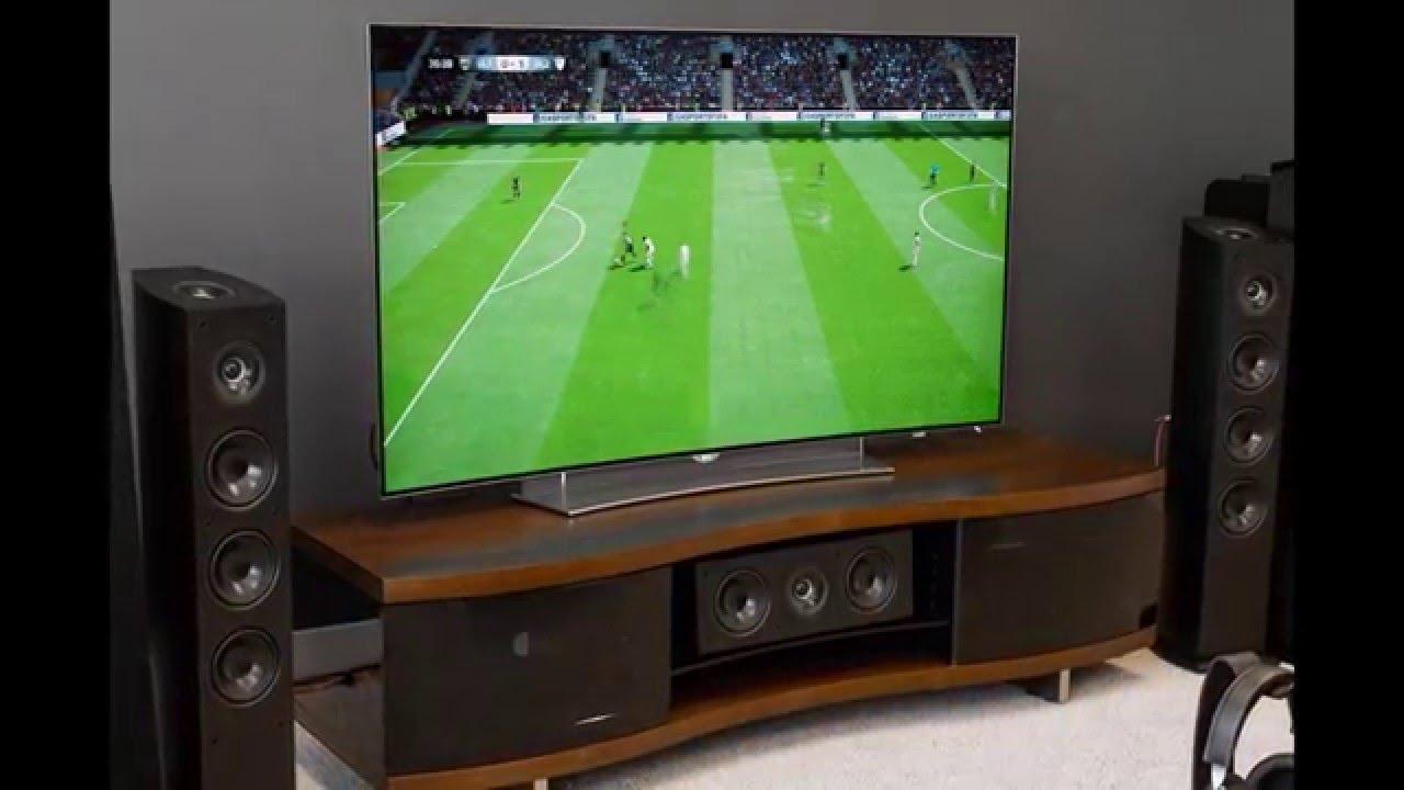 LG Electronics 55EG9100 55-Inch 1080p Curved Smart OLED TV ...