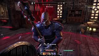 The Elder Scrolls Online Vampire gameplay part1(Rivenspire)(PC)[HD](PL)