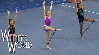 Bungee Cord Gymnastics   Resistance Training   Whitney Bjerken