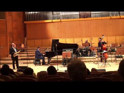 "Sorin Zlat Quartet ""Well, You Needn't"" Bucharest Radio Hall"