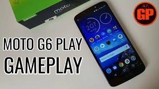 Moto G6 Play GAMEPLAY - PUBG - FreeFire - Rules of Survival - Modern combat 5