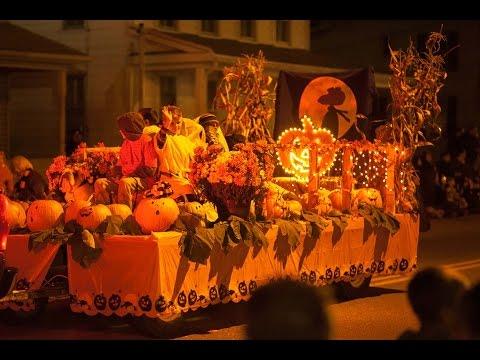 Hanover Halloween Parade