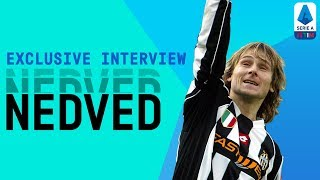 A Champion On and Off the Pitch | Juventus Legend Pavel Nedved | Exclusive Interview | Serie A