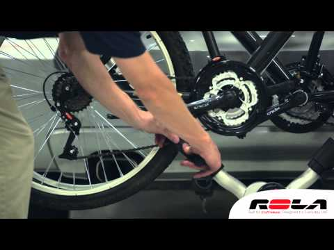 Rola® NV2 Bike Carrier 59508 Features and Benefits