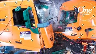 Volvo Trucks - One Minute about cab safety