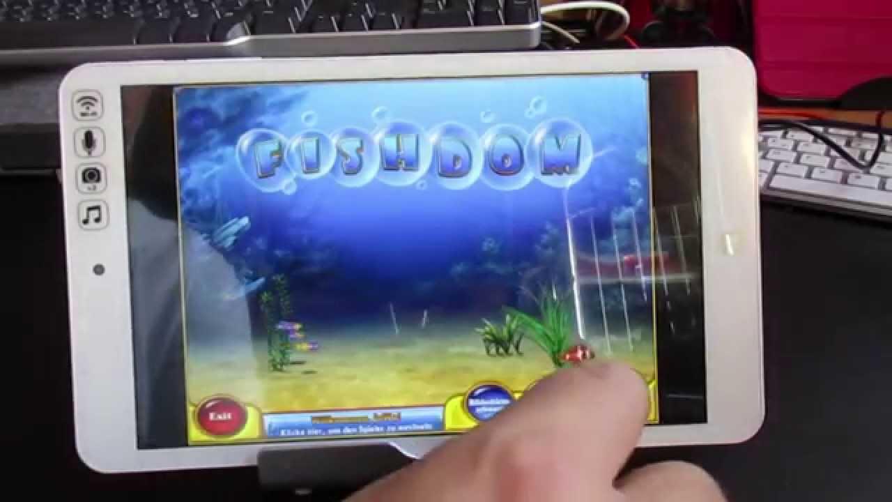 Spiele Auf Tablet