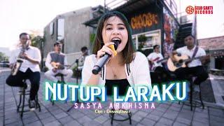 Sasya Arkhisna - Nutupi Laraku (Official Music Video)