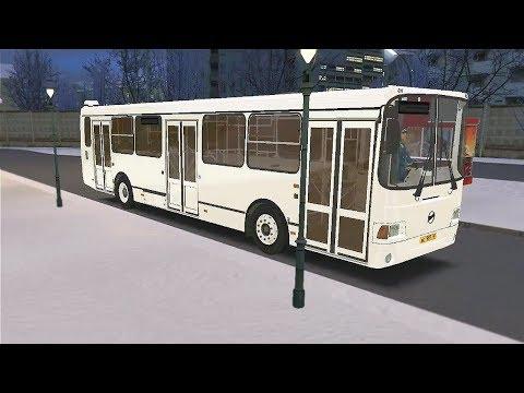 Автобус мультик. Как работает автобус на городском рейсе. #Автошка