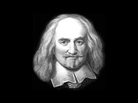 Will Durant---The Philosophy of Thomas Hobbes