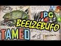 Ark Survival Evolved BEELZEBUFO Guide - ARK TAMED PS4 XB1 PC