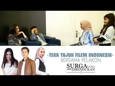 Surga Yang Tak Dirindukan 2 - Teka Tajuk Filem Indonesia