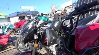 Мотоцыклы на Авторынке казань