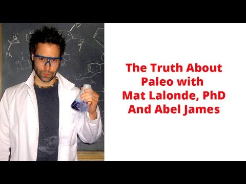 Mat Lalonde: Why Nutrient Density Matters, Paleo Fails, & What to Eat for Dinner