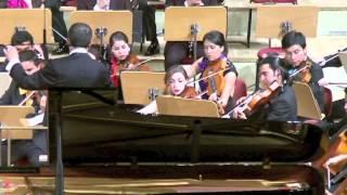 BEETHOVEN: Concierto para piano no. 5, op. 73 --  Adagio un poco moto