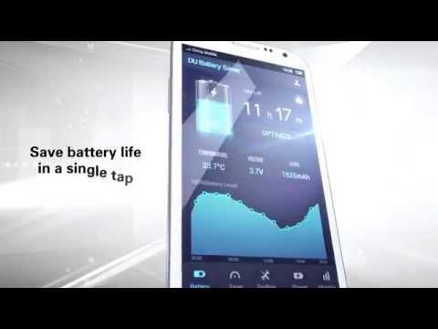 DU Battery Saver, DU Speed Booster & Baidu Browser