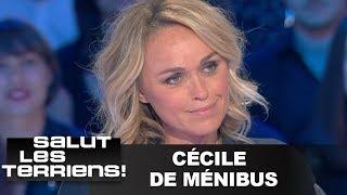 """Cécile de Ménibus """"J'aurais aimé mettre une claque à Rocco Siffredi"""" - Salut les terriens"""