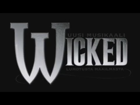 Wicked - Finland Trailer (ENGLISH)