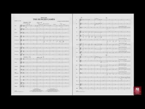 Music from The Hunger Games by Howard/arr. Brown