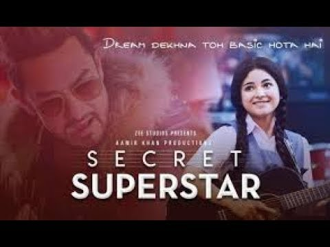 Secret Superstar Full Movie HD Aamir Khan,Zaira Wasim,Advait Chavan Promotion Event