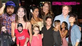 Big Brother Season 18 Wrap Party Attended By Various House Guests At Clifton's 9.22.16