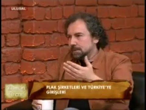 Güven Erkin Erkal - Türkiye'de Rock ve Caz tarihi / Mehmet Perinçek - Özlem Kumrular