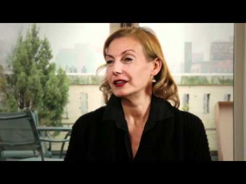 Interpreting and Playing Characters: Broadway Star Ute Lemper