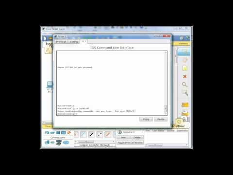 inter vlan routing packet tracer lab pdf