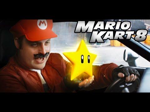 Mario Kart: Fast and Furious [Trailer Parody]