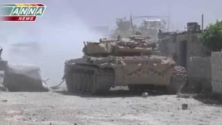 Сирия    Бои !!! Часть 4
