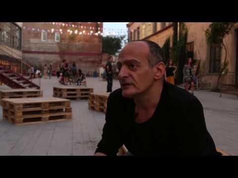 interview: Antoine D'agata