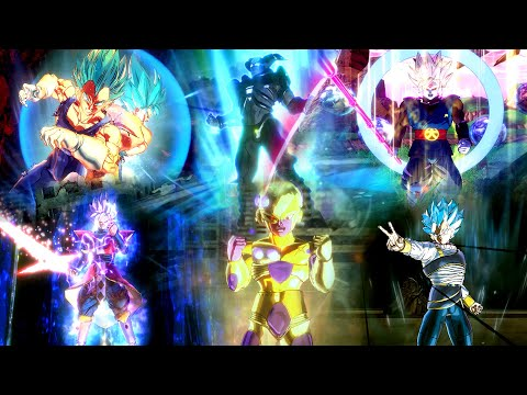 DBXV2: All New Custom Characters Epic Transformations/Fusions + Chinese Mods (Compilation)