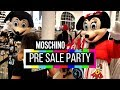 Moschino H&M: Pre Sale Party