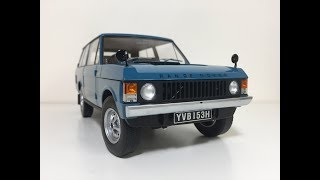 1/18 Almost Real Land Rover Range Rover 1970