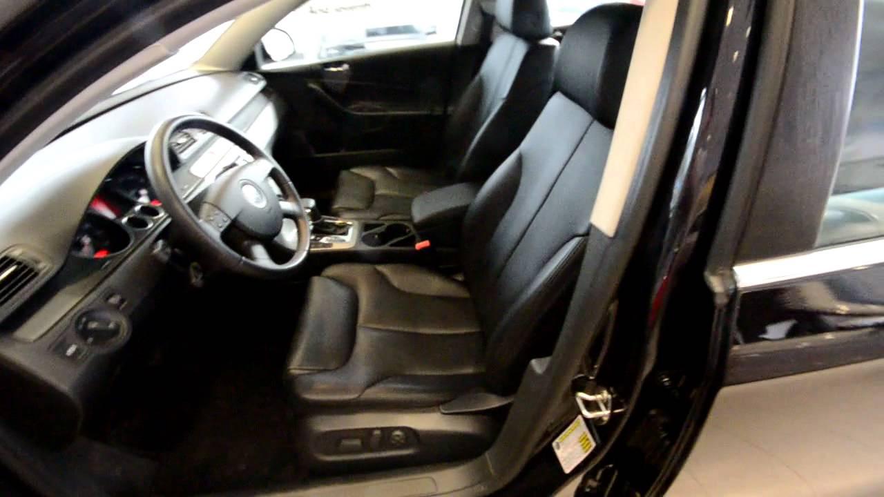 2007 Volkswagen Passat Wolfsburg Edition Stk 29083b