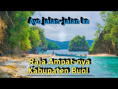 Jalan-jalan Ke Wisata Batu 3, Raja Ampatnya Kabupaten Buol