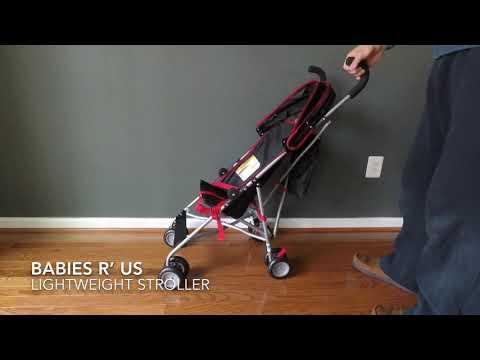 Lightweight Umbrella Stroller From Babies R' Us
