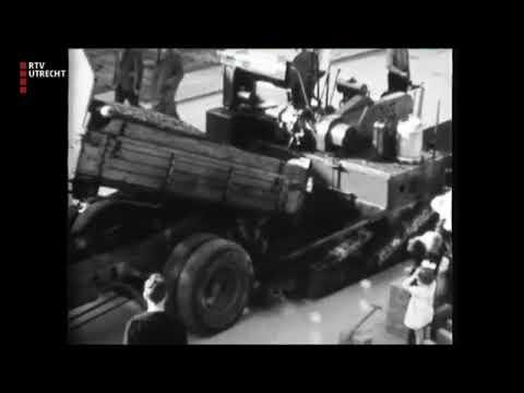 Renovatie Slotlaan jaren vijftig