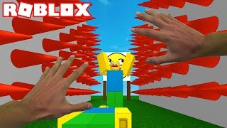Realistic Roblox - CAN YOU SURVIVE THE TRAPS IN ROBLOX!?!? ROBLOX 1000 WAYS TO DIE !