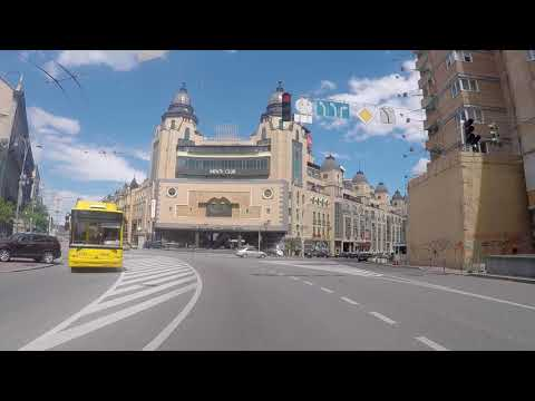 Ukraine Kiev  City Center / Ukraine Kiev Centre Ville, Gopro