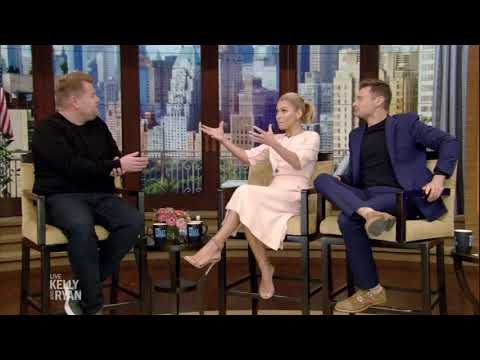 James Corden on Traveling Alone vs. Traveling with Kids