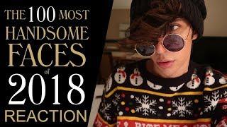TC Candler 100 Most Handsome Faces of 2018 REACTION: BTS? Pewdiepie? VOGLIAMO PARLARNE?