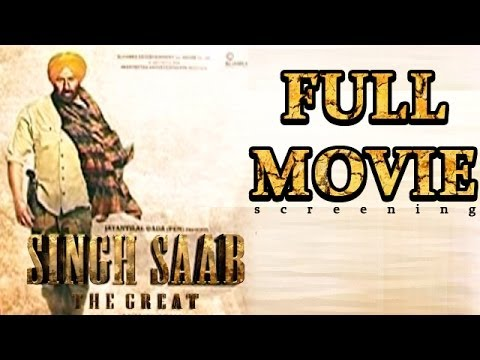 Singh Saab The Great for love full movie download