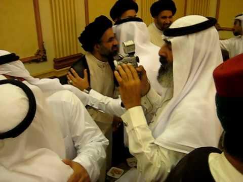 السيد احمد عبدالمحسن النمر في عقد قرانه Youtube