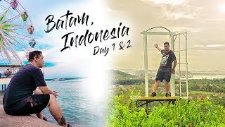 Gambar cover INSTA worthy spots in Batam. Day 1 & 2
