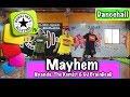 Mayhem | Nyanda,The Kemist & DJ BrainDeaD | Zumba® |Mark Cyruss Deang | Choreography | Dance