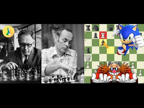 Armadilha Contra Botvinnik No Xadrez? Mikhail Botvinnik X Lajos Portisch (1968)