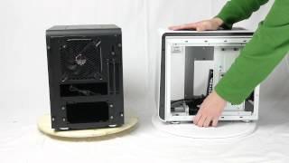 ausgepackt & angefasst: BitFenix Phenom Mini-ITX und Phenom ...